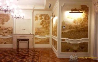 Ремонт офиса в Москве недорого