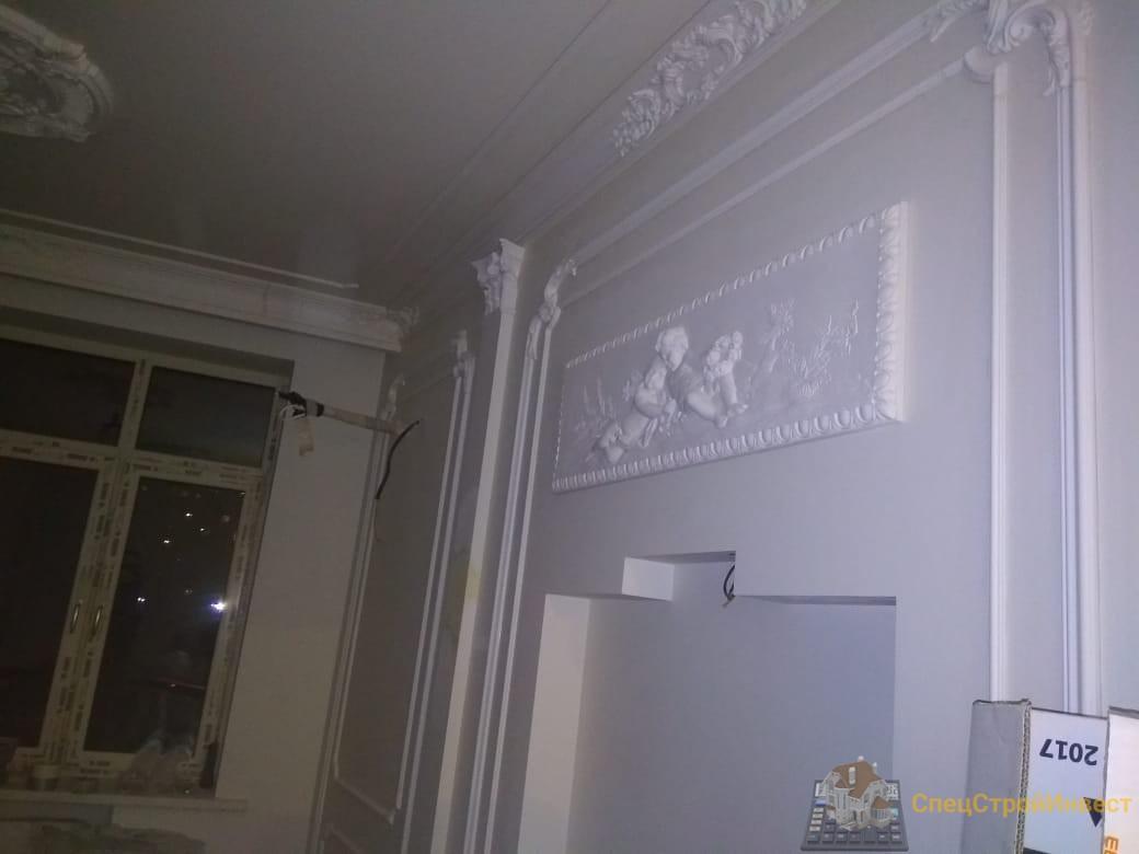 Ремонт двухкомнатной в Москве и Московской области быстро