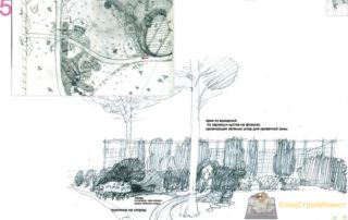 Дизайн коттеджа на Кутузовском проспекте недорого