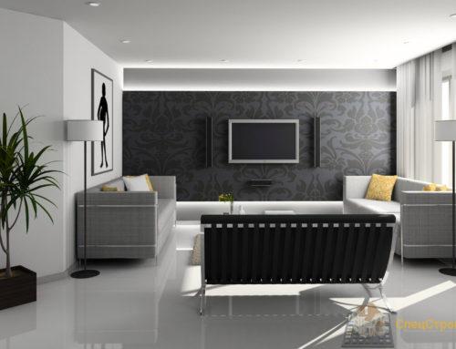 Стиль Хай тек при ремонте квартиры