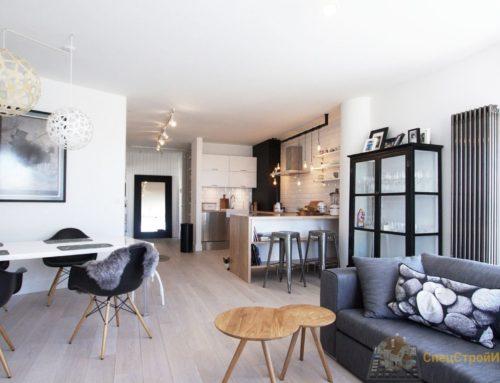 Скандинавский стиль в отделке квартиры