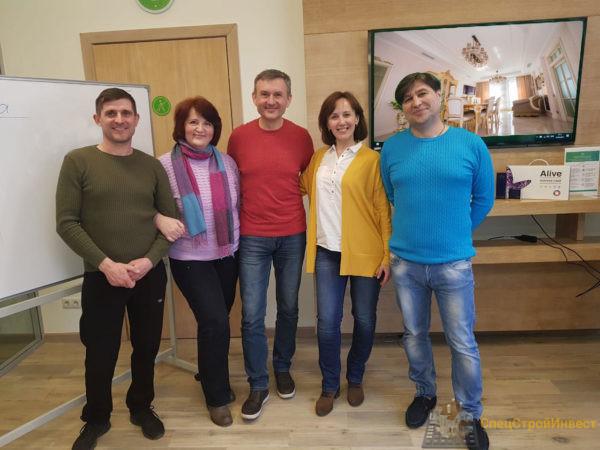 Дружный коллектив по ремонту квартир