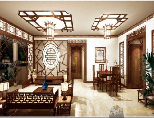 Ремонт в Китайском стиле