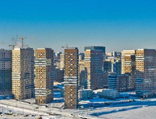 ЖК Тушино-2018: Обновление панорамы 360′ за февраль.